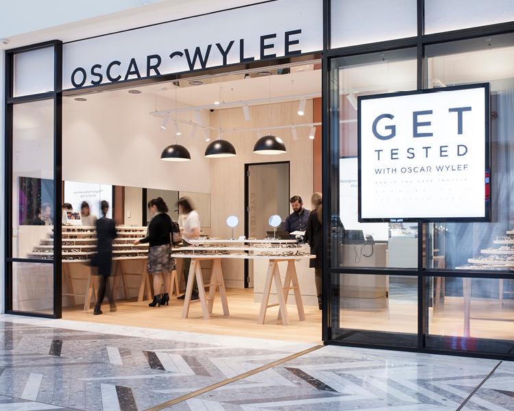 Shop Lighting - Oscar Wylee