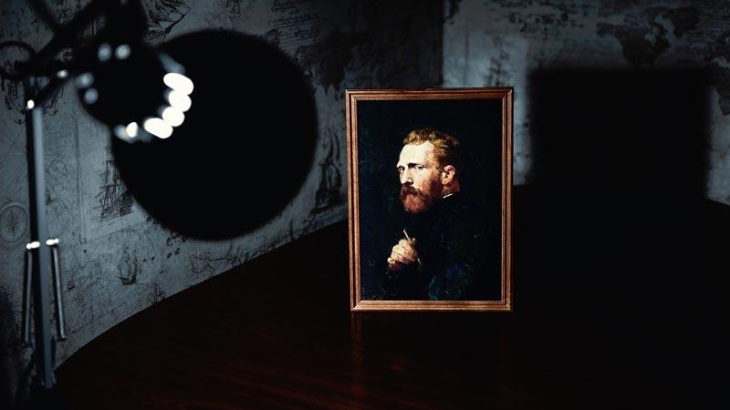 Spotlight art picture