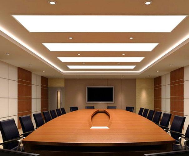Lighting Style - Boardroom Lighting