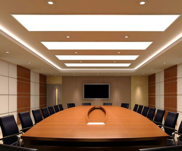 Lighting Style - Boardroom Lighting