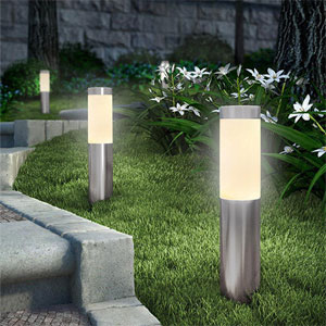 Bollards & Spike Lights