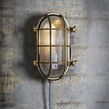 Outdoor Wall & Bunker Lights