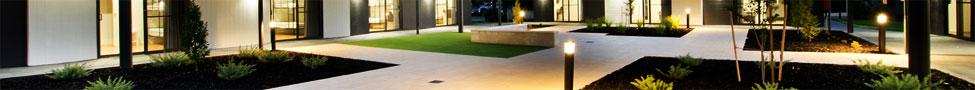 Exterior Design Garden Lights