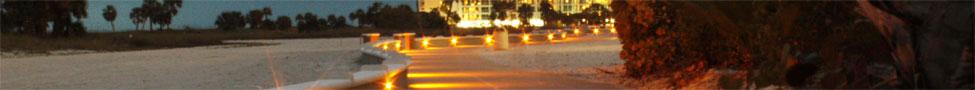 Marine Grade Garden Lights