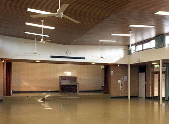 Community Hall Lighting - Lighting Style