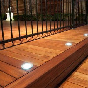 Deck & Patio Lights