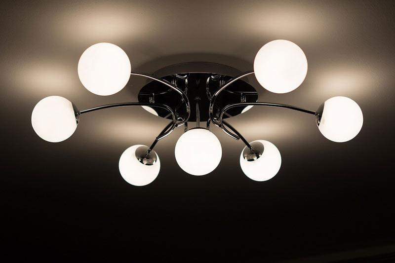 Lamp chandelier