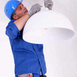 Wholesale lighting for electricians