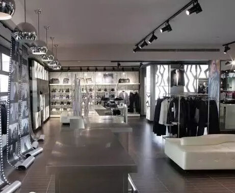 Fashion Store Lighting - Lighting Style