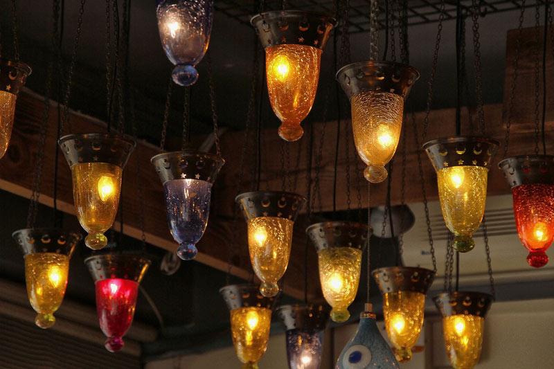 Indoor Lantern