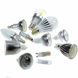 LED Globes by Type