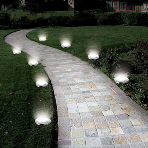 Deck, Ground & Patio Lights