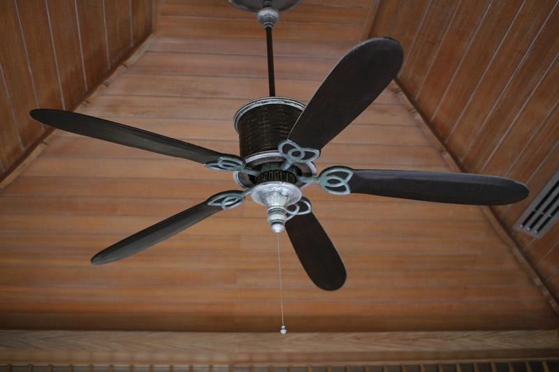 Electric Fan. Wind Ceiling