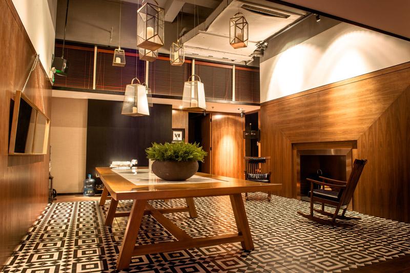 Decorative lights for bar restaurant