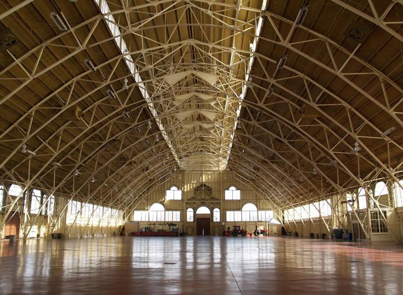 Industrial structure lighting