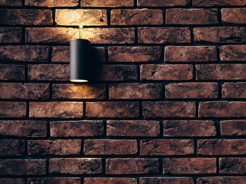 Brickwall lighting