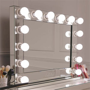 Mirrors with Lights