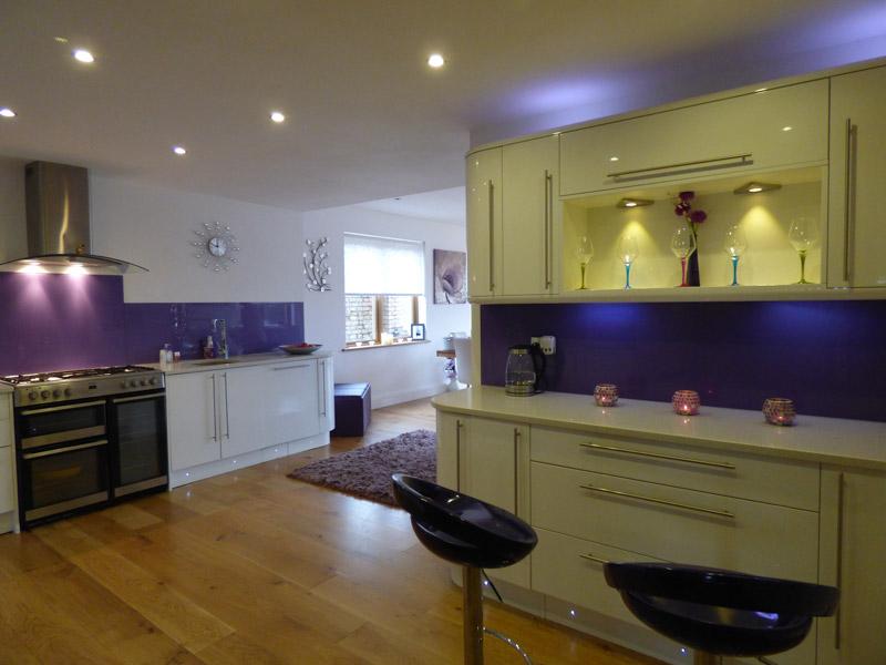 Modern design kitchen
