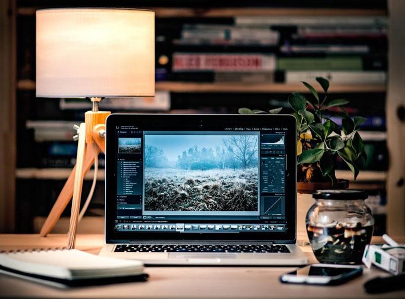 Business clean laptop