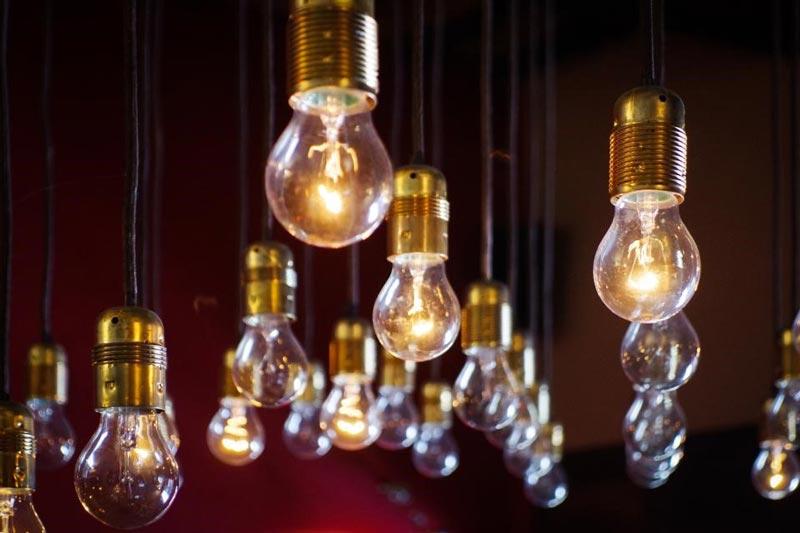 Overhead lighting