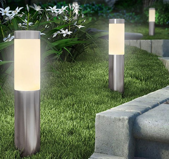 Council Park Outdoor Lighting - Lighting Style