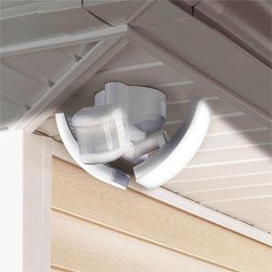 Overhead Sensor Lights