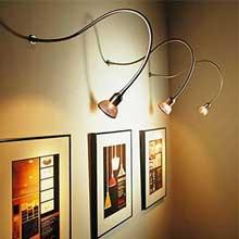 Designer Indoor Wall Lights