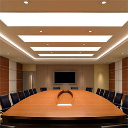 Corporate Boardroom Lighting Project