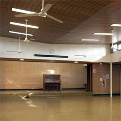 Community Hall Lighting Project