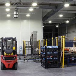 Factory Lighting Project