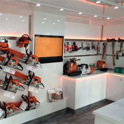 Global Company Showroom Lighting Project