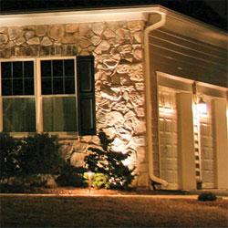 Historic Homestead Lighting Project
