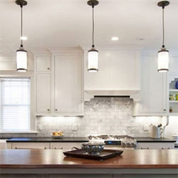 Kitchen Fitout Lighting Projects