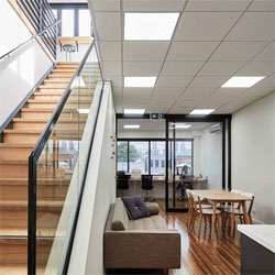 Commercial Office Building Lighting Project