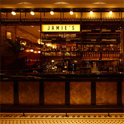 Fine Dining Restaurant Lighting Project
