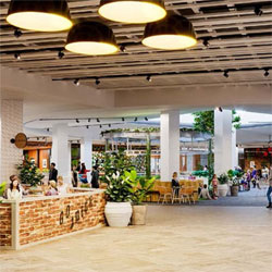 Shopping Centre Lighting Project