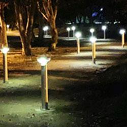 Solar Lighting Project