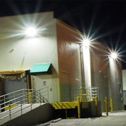 Warehouse Security Lighting Project