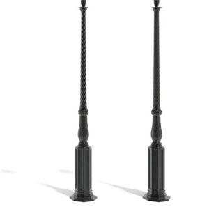 Posts, Adapters & Covers