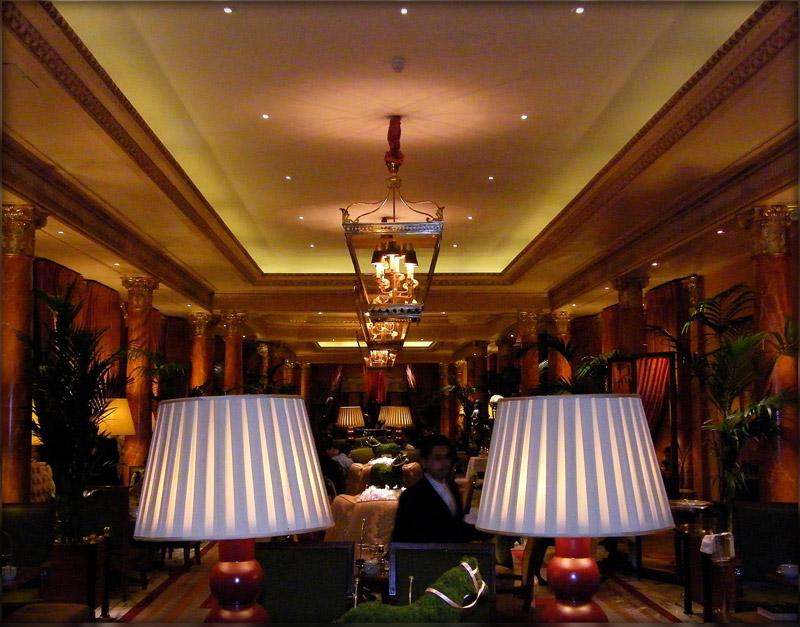 Dorchester Hotel in London Mayfair