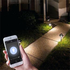 Smart Garden Lights