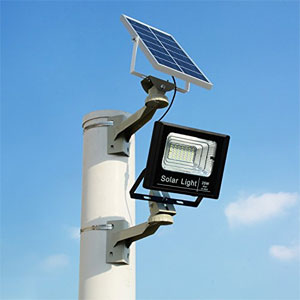 Solar Flood Lights & Spotlights