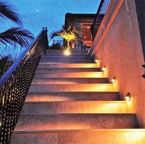 Designer Step Lights