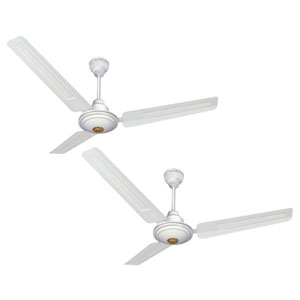 White Outdoor Ceiling Fans