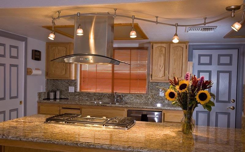 Elegant style kitchen