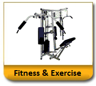 Wheelchair accessible Exercise Equipment