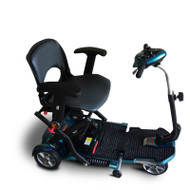 EV Rider - TranSport Plus - Portable/Folding - S19+ Blue