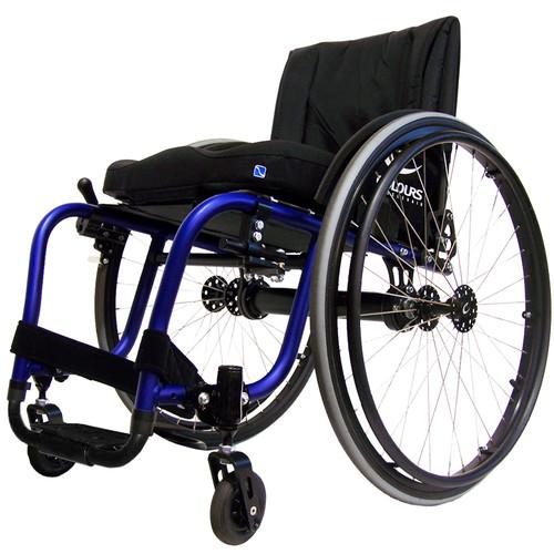 Colours SPAZZ-G Everyday Wheelchair Rigid