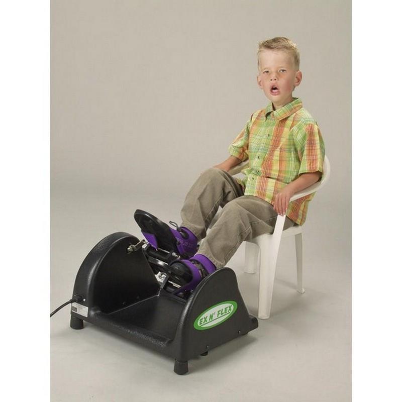EX N FLEX - Pediatric Leg Exerciser - Wheelchair Exercise Equipment