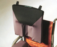 Spanamerica - Sacral-Dish Seat Back Wheelchair Cushion - Pressure Relieve
